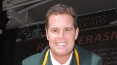 Springboks coach Rassie Erasmus