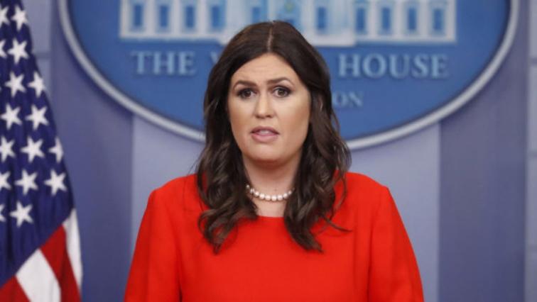 Sarah_Sanders(AFP)