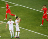 Kane double gives England victory over Tunisia