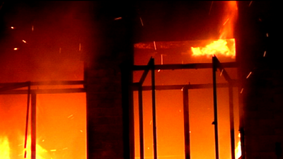 Fire structures