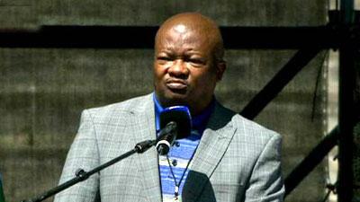 UDM leader Bantu Holomisa