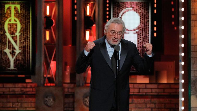 912608a3f0 Robert De Niro uses F-bomb against Trump on live TV - SABC News ...