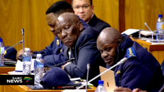 SAPS in Parliament