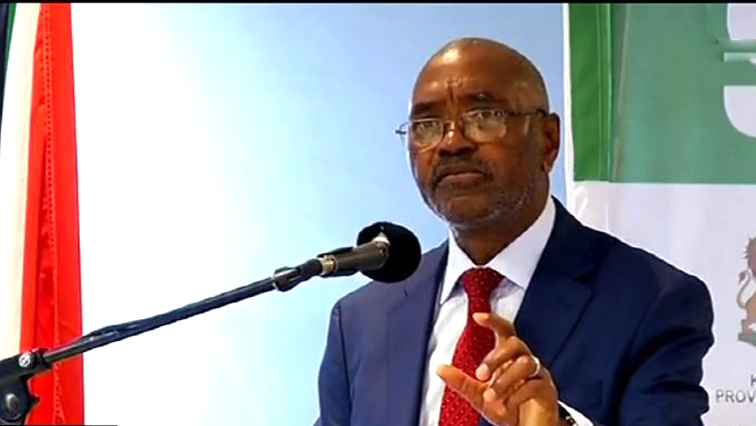 KZN Premier Willies Mchunu