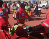 Zim rally explosion victims in hospitals