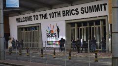 The BRICS summit concluded last week.