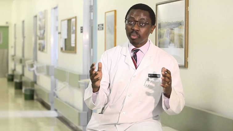 Bongani Mayosi was awarded the county's highest honour, the Order of Mapungubwe in 2009.