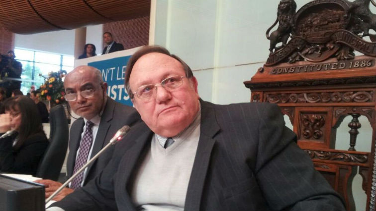 ANC accuses Dirk Smit of approving illegal decisions.