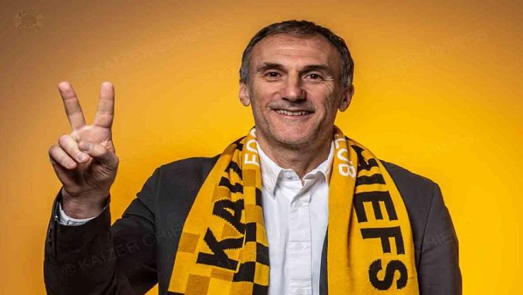 Kaizer Chiefs: Kaizer Chiefs Unveil New Coach