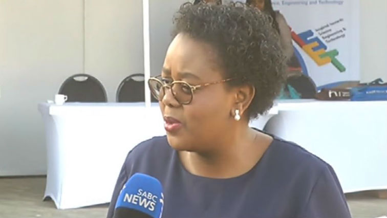 Mmamoloko Kubayi-Ngubane says the aim of the Science Week campaign is to expose learners to different career options in this sector.