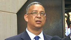 Independent Police Investigative Directorate head, Robert McBride.
