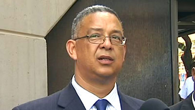 Independent Police Investigative Directorate head, Robert McBride.