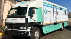 Earlier this year, Mahikeng residents rejected the Gupta-linked Mediosa mobile clinic.