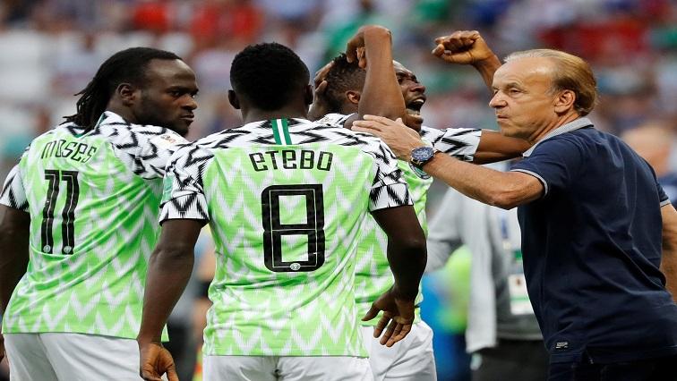 Nigerian Football players