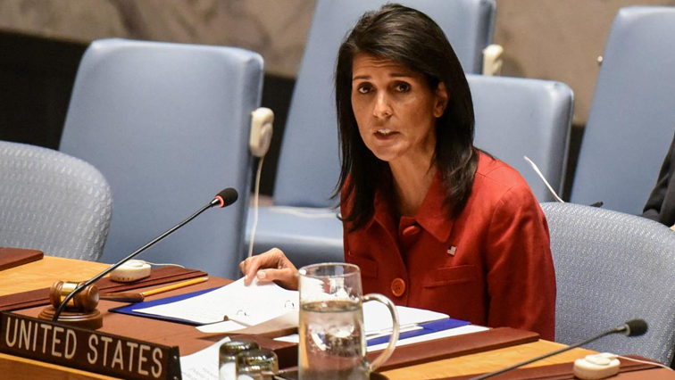Nikki Haley angered many countries from the Organisation of Islamic Cooperation Group by arguing that they are generous in words but not in financial contributions to the UNRWA.
