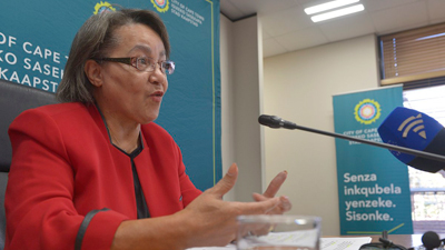 Patricia de Lille recently won a High Court application challenging her expulsion from the Democratic Alliance.