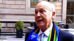 Steinhoff Former Chairperson, Christo Wiese is being investigated by SARS.