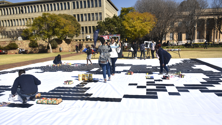 The contributions will go towards the Wits Food Bank which supports about 4000 students.