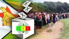 Zimbabweans go to the polls on Monday.