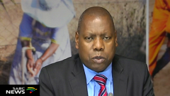 Cooperative Governance and Traditional Affairs Minister Zweli Mkhize