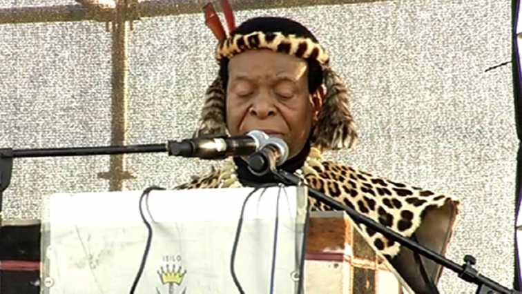 king Goodwiill Zwelithini - King Zwelithini criticises introduction of sex education in schools