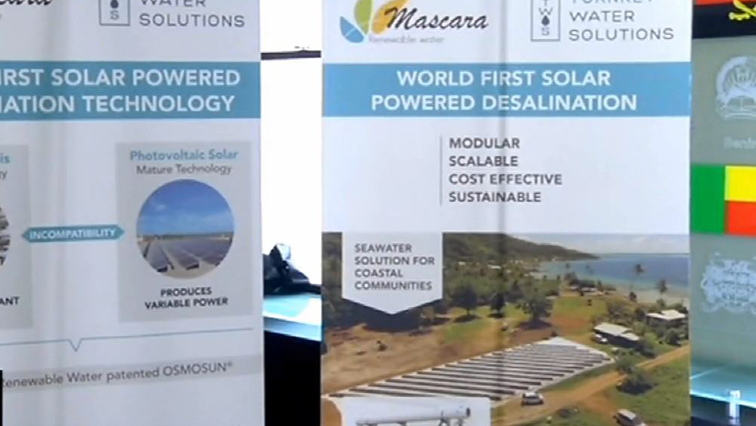 Desalination plants Archives - SABC News - Breaking news