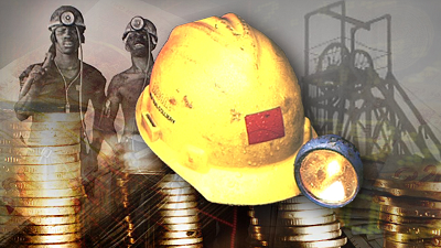 NUM is demanding a minimum salary of R 10 500 for employees working underground.