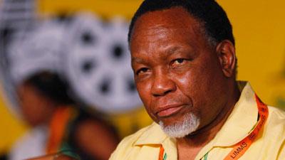 Former president Kgalema Motlanthe