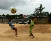 World Cup fever still raging in Rohingya refugee camps