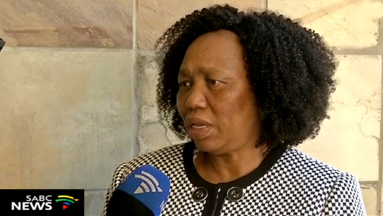 Basic Education Minister Angie Motshekga