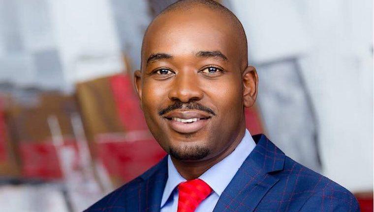 MDC leader Nelson Chimasa