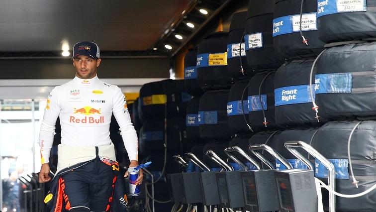Red Bull's Daniel Ricciardo