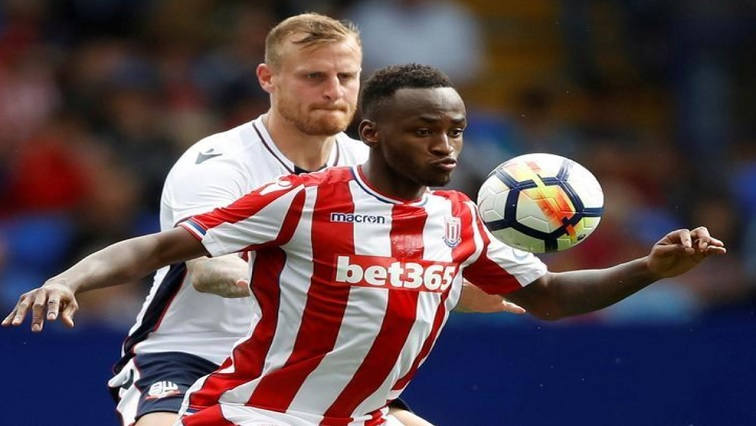 David Wheater and Saido Berahino