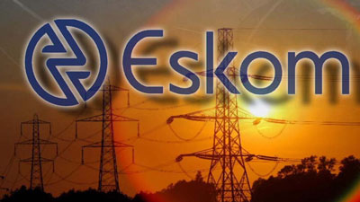 Eskom cover picture