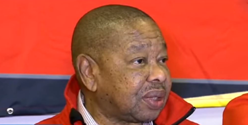 SACP general-secretary Blade Nzimande.