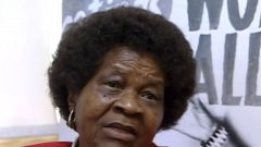 Albertina Sisulu would of turned 100 this year.