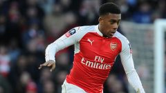 Arsenal Player- Alex Iwobi