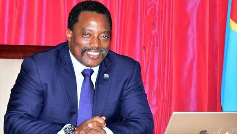 President Joseph Kabila smiling