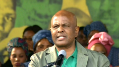 AMC president, Joseph Mathunjwa