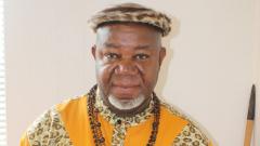 Contralesa president, Lameck Mokoena