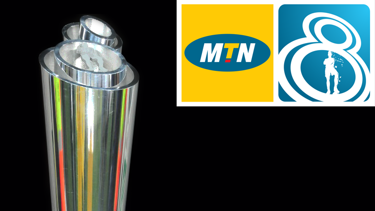 MTN8 trophy