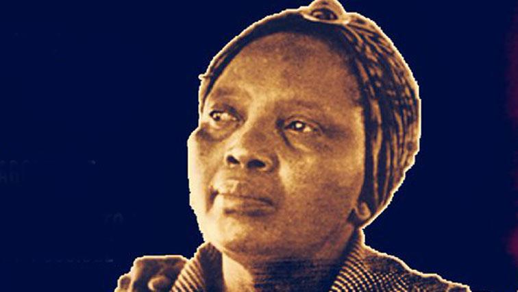 Mama Zondeni Sobukwe