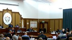 The NMB metro council sitting