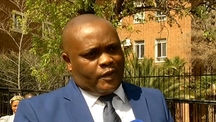 Free State NPA spokesperson Phaladi Shuping speaking to SABC News