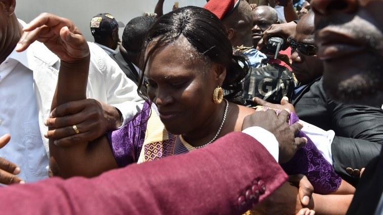 Former Ivory Coast's first lady Simone, was sentenced to a 20-year jail term for endangering state security in 2015.