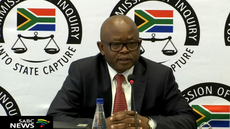 Themba Maseko at State Capture Inquiry