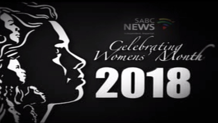 August is Woman's Month in South Africa
