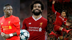Deadly attacking trio of Mohamed Salah, Roberto Firmino and Sadio Mane