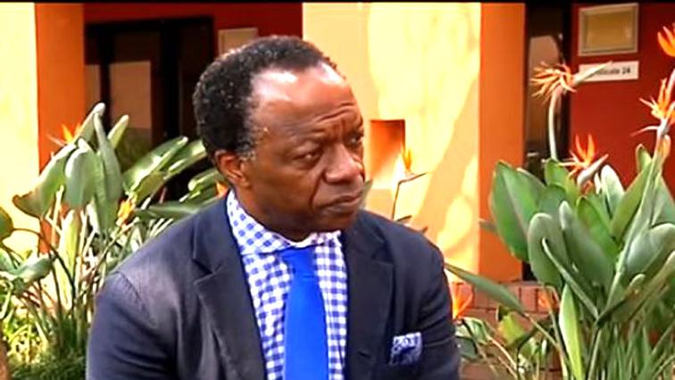NSFAS chairperson Sizwe Nxasana