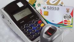 SASSA Machine, cards